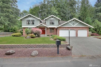 Puyallup Single Family Home For Sale: 13417 76th Av Ct E