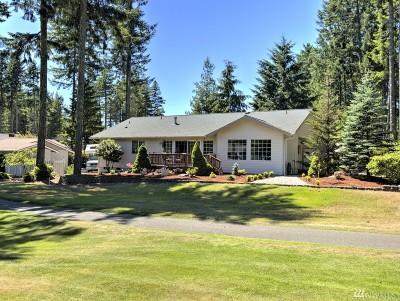 Mason County Single Family Home Pending: 41 Flaggwood Ct