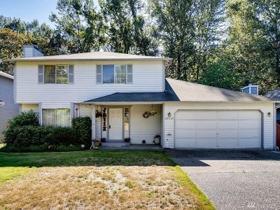 Bothell Single Family Home For Sale: 23412 11th Ave W