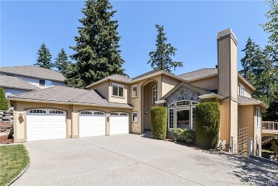 Bellevue Single Family Home For Sale: 6124 158th Ave SE