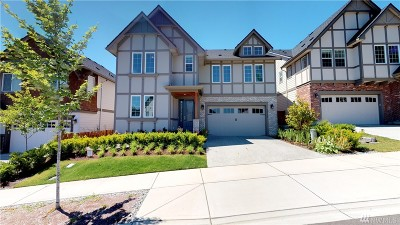 Sammamish Single Family Home For Sale: 1777 229th Place SE