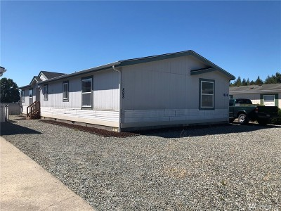 Skagit County Mobile Home For Sale: 898 Carriage Court #50
