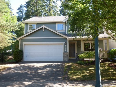 Thurston County Single Family Home For Sale: 3514 30th Ave SE