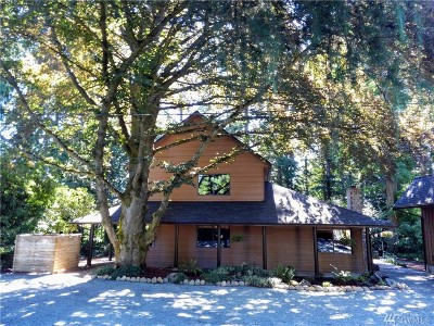 Snohomish Single Family Home For Sale: 7410 77th Ave SE
