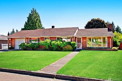 Everett Single Family Home For Sale: 4709 Alger Ave