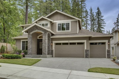 Sammamish Single Family Home For Sale: 24194 SE 28th St #Lot12