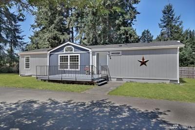 Spanaway Single Family Home For Sale: 16904 11th Av Ct E