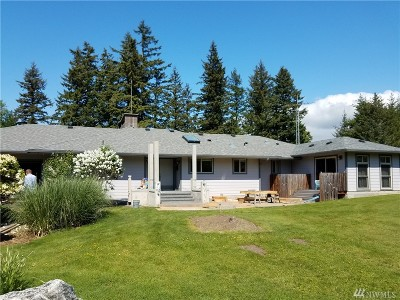 Bellingham Single Family Home For Sale: 1167 E Axton Rd