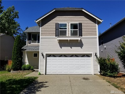 Spanaway Single Family Home For Sale: 5115 203rd St Ct E