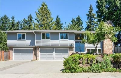 Redmond Single Family Home For Sale: 17104 NE 92nd St
