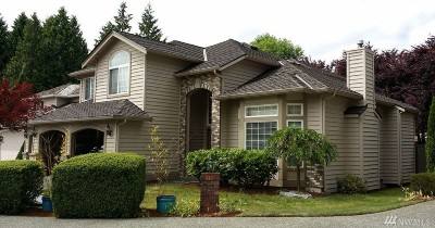 Mill Creek Single Family Home For Sale: 15405 34th Ave SE