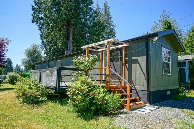 Ferndale Single Family Home Sold: 4583 Orcas Wy