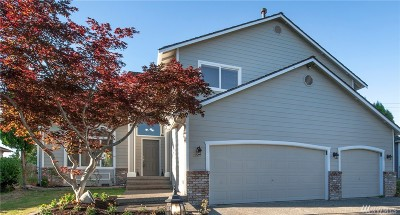 Lynnwood Single Family Home For Sale: 1209 181st Place SW