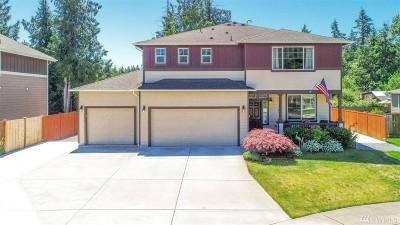 Graham WA Single Family Home For Sale: $409,900