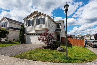 Puyallup Single Family Home For Sale: 11521 188th St E