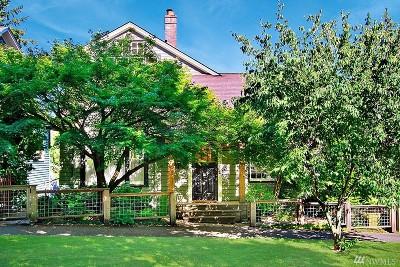 King County Multi Family Home Sold: 1824 NE Ravenna Blvd