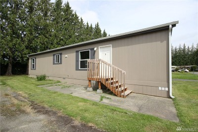 Skagit County Mobile Home For Sale: 8878 Peavey Rd #20