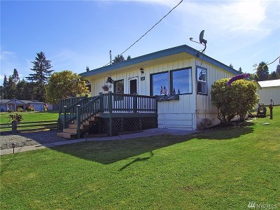 Port Ludlow Single Family Home For Sale: 3520 Paradise Bay Rd