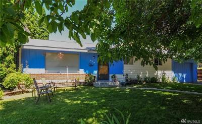 Chelan Single Family Home For Sale: 513 Allen Ave