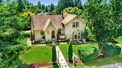 Puyallup Single Family Home For Sale: 2010 13th Ave NW