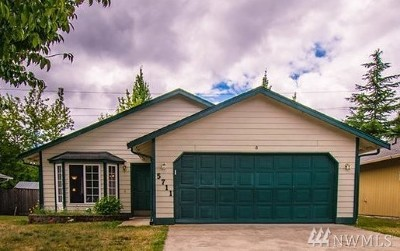 Thurston County Single Family Home For Sale: 5711 57th Ave SE