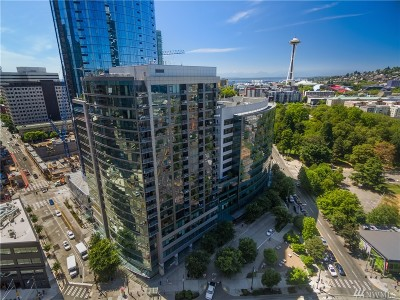 Seattle Condo/Townhouse For Sale: 820 Blanchard St #1210