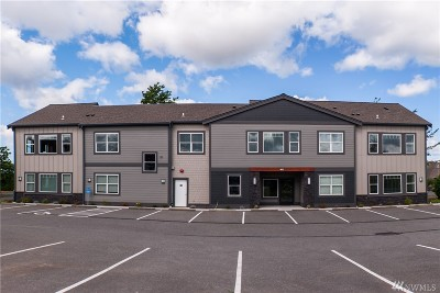 Lynden Condo/Townhouse For Sale: 8872 Depot Rd #204