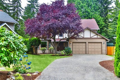 Bellevue Single Family Home For Sale: 15807 NE 27th Place