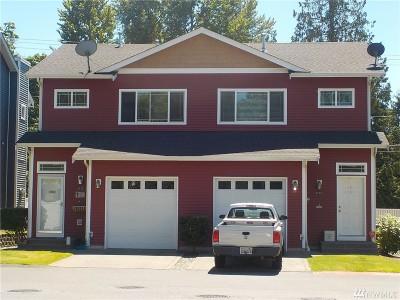 Puyallup Condo/Townhouse For Sale: 6528 127th St Ct E
