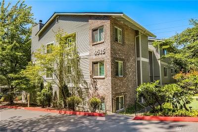 Bellevue Condo/Townhouse For Sale: 4515 125th Ave SE #107