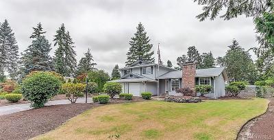 Tacoma Single Family Home For Sale: 15703 13th Av Ct E