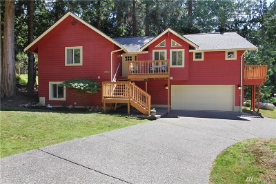 Bellingham WA Single Family Home Sold: $345,000