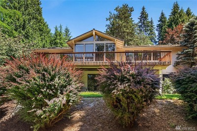 Bellevue Single Family Home For Sale: 3609 142nd Place NE