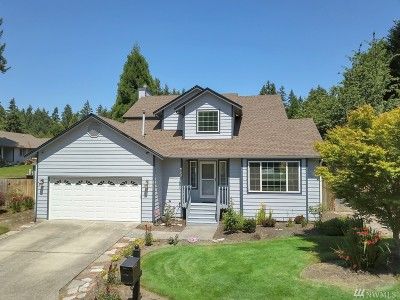 Lakewood Single Family Home For Sale: 8707 109th St Ct SW
