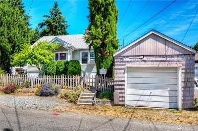 Seattle Single Family Home For Sale: 5522 37th Ave S