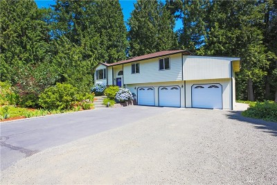 Port Orchard Single Family Home For Sale: 2305 Big Timber Place SE