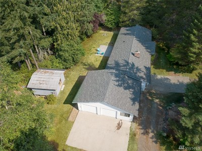Single Family Home For Sale: 9587 Willamette Meridian Rd NW