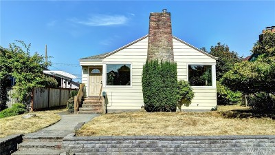Seattle Single Family Home For Sale: 8343 22nd Ave NW
