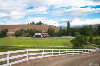 Farm For Sale: 1601 E Taneum Rd