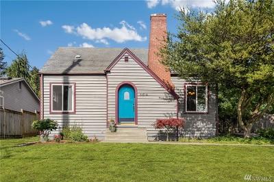 Everett Single Family Home For Sale: 6614 Wetmore Ave