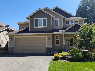 Spanaway Single Family Home For Sale: 506 182nd St E