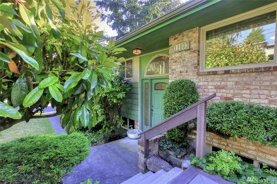 Seattle Single Family Home For Sale: 11803 8th Ave NW