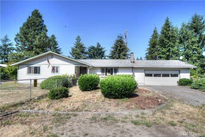 Tenino Single Family Home For Sale: 3025 Goddard Rd SW