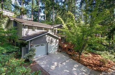 Bellevue Single Family Home For Sale: 6606 119 Ave SE