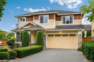Bothell Single Family Home For Sale: 3518 157th Place SE