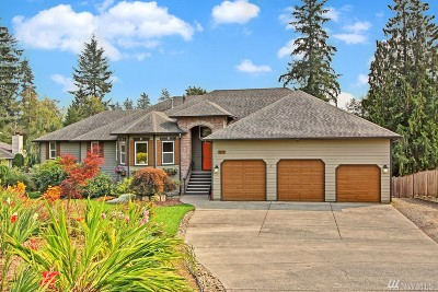 Lake Stevens Single Family Home For Sale: 2515 110th Dr SE