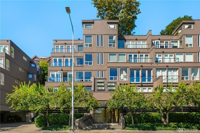 Seattle Condo/Townhouse For Sale: 2111 Westlake Ave N #301