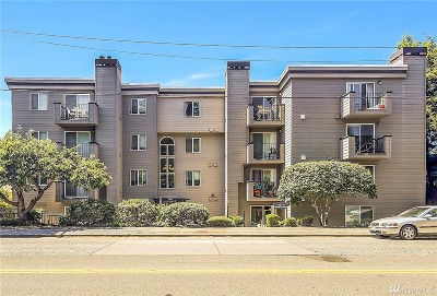 Seattle Condo/Townhouse For Sale: 4831 Fauntleroy Wy SW #201