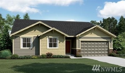Bonney Lake Single Family Home For Sale: 19537 136th St E