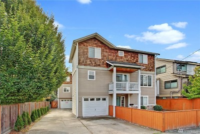 Seattle Single Family Home For Sale: 2011 NW 59th St #B